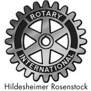Rotary Rosenstock Logo