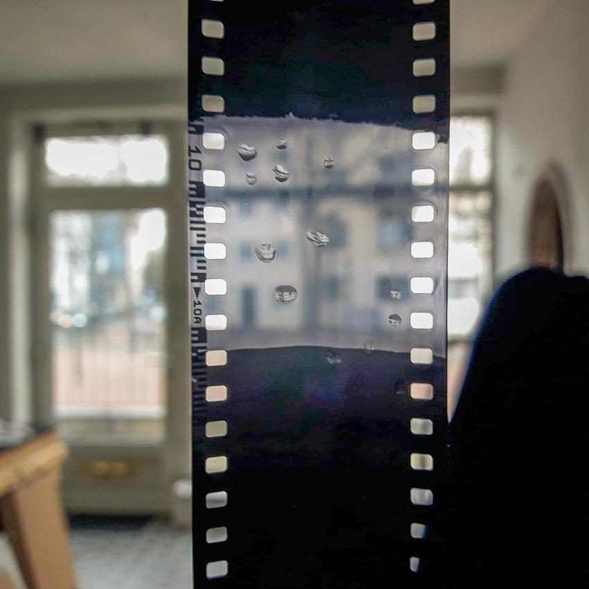Film Entwicklung